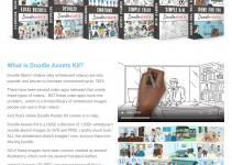 New Bonus Package #2: Doodle Assets Kit