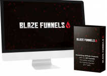 Blaze Funnels Review From Huda Review Team – Start Flooding Free Buyers To Your Personalized Funnels