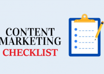 Content Marketing Checklist: The Complete Content Marketing Checklist