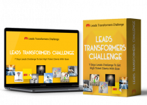 Leads Transformers Challenge Review – Effortlessly Pull In New Leads That Turn Into Paying Clients