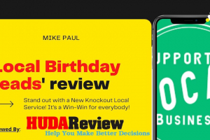 Local Birthday Leads Review From Huda Review Team