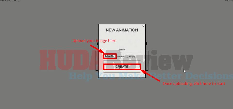 Motion-NFT-Maker-Review-Step-1
