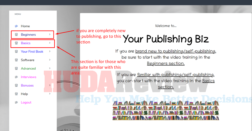 Your-Publishing-Biz-Review-Step-2