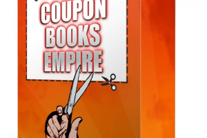 Coupon Books Empire Review – Learn How To Cash In Big Bucks In The Coupon Books World