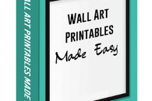 Wall Art Printables Made Easy Review from Huda Review Team – Let's check this product!