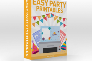 Easy Party Printables Review & Bonuses – Don't miss this product, let check below…