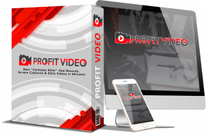 ProfitVideo Review- Create Unlimited Profit Sucking Videos With Ease