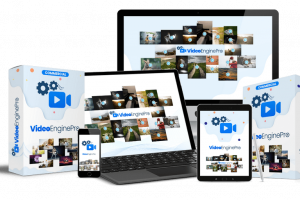 VideoEnginePRO Review-Point N' Click Secret To Engage More Audiences