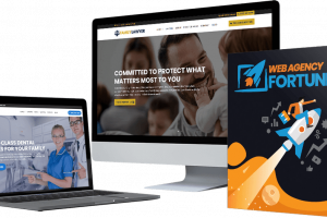 Web Agency Fortune Review from Huda Team – Don't miss this product…..